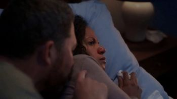 Vicks NyQuil Severe Honey Cold & Flu TV Spot, 'Calmante' [Spanish]