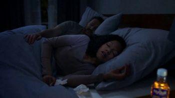 Vicks NyQuil Severe Honey Cold & Flu TV Spot, 'Calmante' [Spanish] - Thumbnail 6