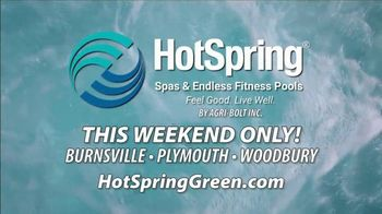 HotSpring TV Spot, 'Benefit From Hydrotherapy: 0% Financing' - Thumbnail 8