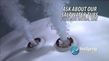 HotSpring TV Spot, 'Benefit From Hydrotherapy: 0% Financing' - Thumbnail 4