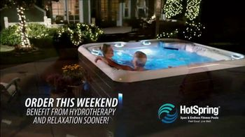 HotSpring TV Spot, 'Benefit From Hydrotherapy: 0% Financing' - Thumbnail 5