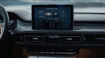 2020 Lincoln Aviator TV Spot, 'Warm Escape' Featuring Matthew McConaughey [T1] - Thumbnail 1
