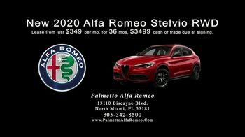 Alfa Romeo Summer of Speed Event TV Spot, 'Type A: Stelvio' Featuring Alexander Skarsgård [T2] - Thumbnail 9