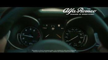 Alfa Romeo Summer of Speed Event TV Spot, 'Type A: Stelvio' Featuring Alexander Skarsgård [T2] - Thumbnail 3