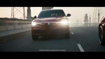 Alfa Romeo Summer of Speed Event TV Spot, 'Type A: Stelvio' Featuring Alexander Skarsgård [T2] - Thumbnail 7