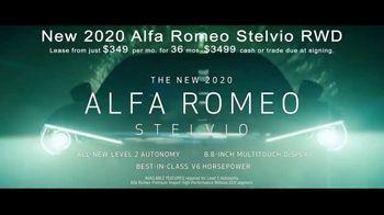 Alfa Romeo Summer of Speed Event TV Spot, 'Type A: Stelvio' Featuring Alexander Skarsgård [T2] - Thumbnail 8