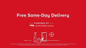 PetSmart TV Spot, 'Whatever They Need: Same-Day Delivery' - Thumbnail 6