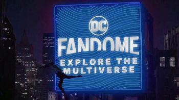 DC FanDome TV Spot, 'Explore the Multiverse' - Thumbnail 1