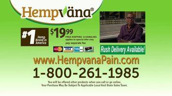 Hempvana Pain Relief Cream TV Spot, 'Years of Back Pain' Featuring Randy Jackson - Thumbnail 10