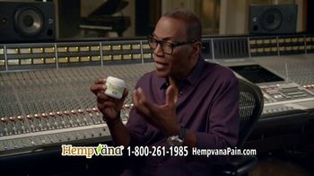 Hempvana Pain Relief Cream TV Spot, 'Years of Back Pain' Featuring Randy Jackson - Thumbnail 3