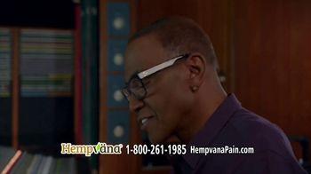Hempvana Pain Relief Cream TV Spot, 'Years of Back Pain' Featuring Randy Jackson - Thumbnail 6
