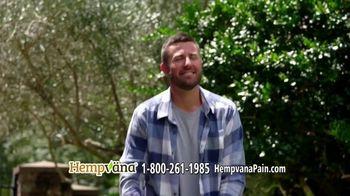 Hempvana Pain Relief Cream TV Spot, 'Years of Back Pain' Featuring Randy Jackson - Thumbnail 7