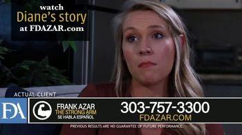 Franklin D. Azar & Associates, P.C. TV Spot, 'Diane: Millions of Dollars in Medical Bills'
