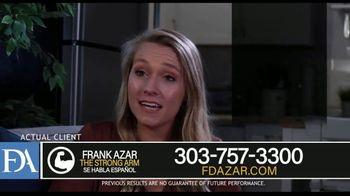 Franklin D. Azar & Associates, P.C. TV Spot, 'Diane: Millions of Dollars in Medical Bills' - Thumbnail 4