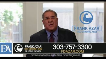 Franklin D. Azar & Associates, P.C. TV Spot, 'Diane: Millions of Dollars in Medical Bills' - Thumbnail 7