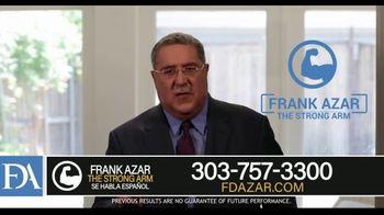 Franklin D. Azar & Associates, P.C. TV Spot, 'Diane: Millions of Dollars in Medical Bills' - Thumbnail 9