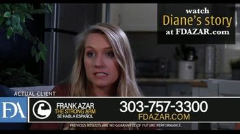 Franklin D. Azar & Associates, P.C. TV Spot, \'Diane: Mom Was Seriously Injured\'