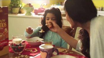 Honey Nut Cheerios TV Spot, 'Lo bueno rueda: Cinnamon Cheerios' [Spanish] - 176 commercial airings
