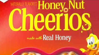Honey Nut Cheerios TV Spot, 'Lo bueno rueda: Cinnamon Cheerios' [Spanish] - Thumbnail 1