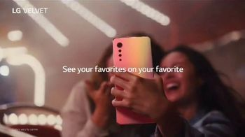 LG VELVET TV Spot, 'What's Your Favorite Thing?: AT&T: Upgrade' - Thumbnail 9