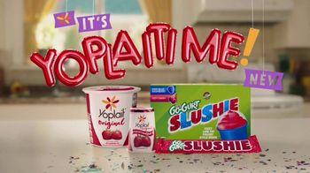 Yoplait TV Spot, 'It's Yoplaitime: Dunk: Slushie' - Thumbnail 9