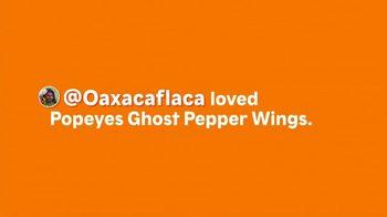 Popeyes Ghost Pepper Wings TV Spot, 'Oaxacaflaca' - Thumbnail 1