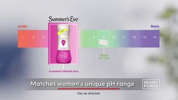 Summer's Eve TV Spot, 'Brand Power: Gynecologist Recommended' - Thumbnail 9