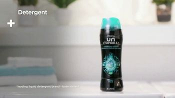 Downy Unstopables In-Wash Scent Boosters TV Spot, 'Fresh for Weeks: More of What You Love' - Thumbnail 3