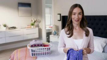 Downy Unstopables In-Wash Scent Boosters TV Spot, 'Fresh for Weeks: More of What You Love'