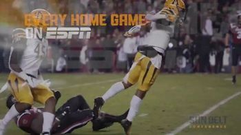 Sun Belt Conference TV Spot, 'Every Home Game on ESPN' - Thumbnail 9