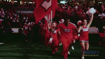 Sun Belt Conference TV Spot, 'Every Home Game on ESPN' - 36 commercial airings