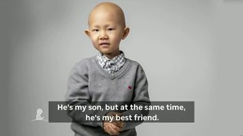 St. Jude Children's Research Hospital TV Spot, 'Childhood Cancer Awareness Month: Riku and Family' - Thumbnail 1