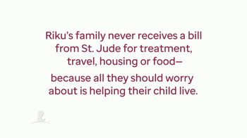 St. Jude Children's Research Hospital TV Spot, 'Childhood Cancer Awareness Month: Riku and Family' - Thumbnail 5