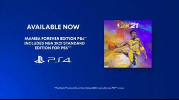 2K Games TV Spot, 'NBA 2K21' - Thumbnail 10