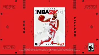 NBA 2K21 TV Spot, 'Everything Is Game' Featuring Damian Lillard - Thumbnail 9