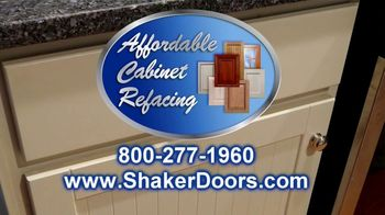 Affordable Cabinet Refacing TV Spot, 'Transform Your Kitchen' - Thumbnail 1
