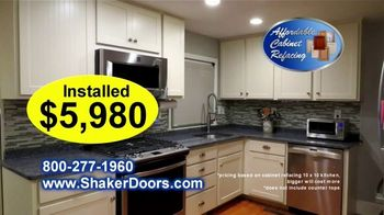 Affordable Cabinet Refacing TV Spot, 'Transform Your Kitchen' - Thumbnail 3