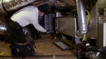 ARS Rescue Rooter TV Spot, 'HVAC Tune-Up: Prepared for the Winter' - Thumbnail 1