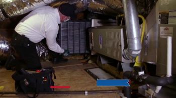 ARS Rescue Rooter TV Spot, 'HVAC Tune-Up: Prepared for the Winter' - Thumbnail 2