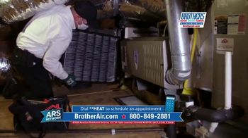 ARS Rescue Rooter TV Spot, 'HVAC Tune-Up: Prepared for the Winter'