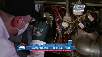 ARS Rescue Rooter TV Spot, 'HVAC Tune-Up: Prepared for the Winter' - Thumbnail 9
