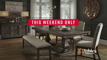 Ashley HomeStore Labor Day Sale TV Spot, 'Final Four Days: 25% Off Storewide' - Thumbnail 3