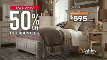 Ashley HomeStore Labor Day Sale TV Spot, 'Final Four Days: 25% Off Storewide' - Thumbnail 6