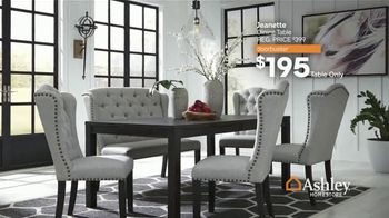 Ashley HomeStore Labor Day Sale TV Spot, 'Final Four Days: 25% Off Storewide' - Thumbnail 7