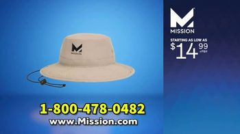 Mission Cooling TV Spot, 'Stay Covered: $14.99' - Thumbnail 9