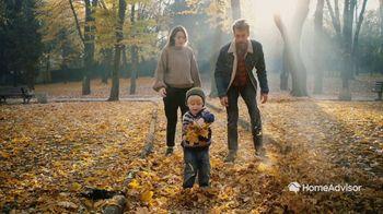 HomeAdvisor TV Spot, 'Fall Changes' - Thumbnail 1