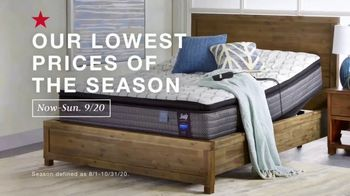 Macy's TV Spot, 'Lowest Prices of the Season: Furniture and Mattresses' - Thumbnail 1