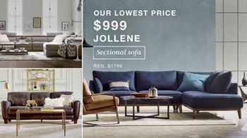 Macy's TV Spot, 'Lowest Prices of the Season: Furniture and Mattresses' - Thumbnail 3