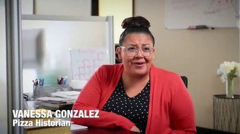 Pizza Hut TV Spot, 'Pie-Oneers: The Last Slice' Featuring Vanessa Gonzalez - Thumbnail 3