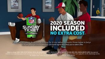 DIRECTV NFL Sunday Ticket TV Spot, 'Long Distance Relationships' Song by Motley Crue - Thumbnail 10